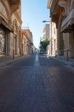 Vecchia città Limassol Lemesos, Cipro Fotografie Stock Libere da Diritti