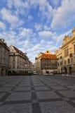 Vecchia città Praga Fotografia Stock