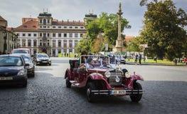 Vecchia città, Praga Fotografia Stock Libera da Diritti