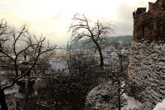 Vecchia città a Praga, repubblica Ceca Immagine Stock