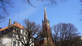 Vecchia città, Riga Immagini Stock Libere da Diritti