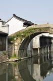 Vecchia città Shaxi Fotografie Stock Libere da Diritti