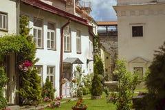 Vecchia città Tallinn, Estonia Fotografie Stock