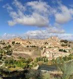 Vecchia città Toledo, Spagna Fotografia Stock Libera da Diritti