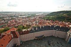 Vecchia città di Praga Fotografia Stock Libera da Diritti