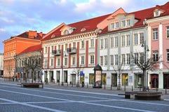 Vecchia città di Vilnius Immagine Stock