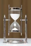 Orologio della sabbia Immagine Stock Libera da Diritti