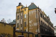Vecchia configurazione di Budapest Fotografia Stock