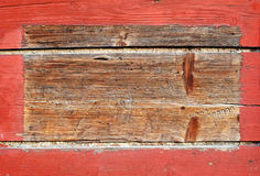 Vecchia cornice di legno Immagine Stock Libera da Diritti