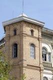 Vecchia costruzione Immagine Stock