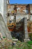 Vecchia costruzione Fotografie Stock Libere da Diritti