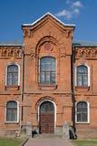 Vecchia costruzione Fotografia Stock Libera da Diritti