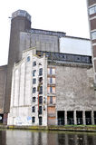 Vecchia costruzione abbandonata Immagine Stock