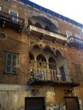 Vecchia costruzione araba tradizionale a Beirut Fotografia Stock Libera da Diritti