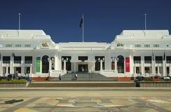Vecchia costruzione del Parlamento Fotografia Stock