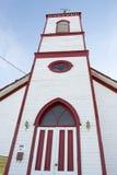 Vecchia costruzione di chiesa Fotografia Stock Libera da Diritti