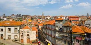 Vecchia costruzione di Oporto Fotografia Stock Libera da Diritti