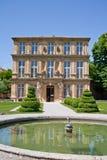 Vecchia costruzione francese immagini stock libere da diritti
