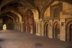 Vecchia costruzione musulmana Fotografie Stock Libere da Diritti