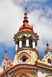Vecchia costruzione in Oradea romania Fotografie Stock