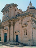 Vecchia costruzione in Ragusa immagine stock libera da diritti