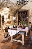 Vecchia cucina Immagine Stock