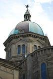 Vecchia cupola della cattedrale Fotografie Stock Libere da Diritti