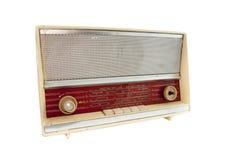 Vecchia e radio d'annata Immagine Stock Libera da Diritti