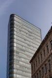 Vecchia ed architettura moderna Immagine Stock Libera da Diritti