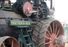 Vecchia esposizione del motore di Buckley Fotografie Stock
