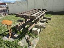 Vecchia estrazione mineraria Fotografia Stock