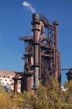 Vecchia fabbrica Immagini Stock