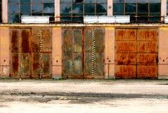 Vecchia fabbrica Fotografia Stock
