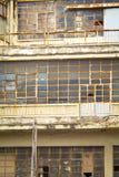 Vecchia fabbrica Immagine Stock Libera da Diritti
