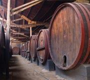Vecchia fabbrica di birra nell'AIC immagini stock