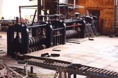 Vecchia fabbrica E fotografia stock