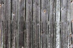 Vecchia facciata di legno Fotografie Stock