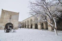 Vecchia fase abbandonata in Konya Immagine Stock Libera da Diritti