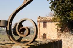 Vecchia fattoria immagini stock libere da diritti