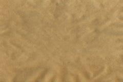 Vecchia fattoria di carta di stile, colore beige Immagini Stock Libere da Diritti
