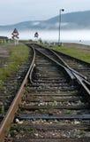 Vecchia ferrovia Fotografia Stock