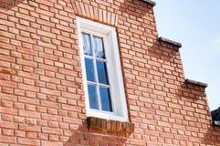 Vecchia finestra Fotografie Stock Libere da Diritti