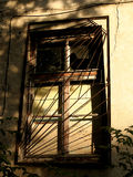 Vecchia finestra II Fotografie Stock Libere da Diritti