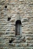 Vecchia finestra stretta Immagine Stock Libera da Diritti