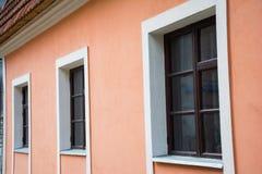 Vecchia finestra tre Immagini Stock