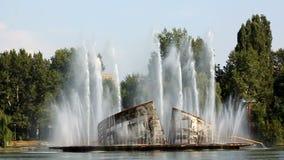 Vecchia fontana Fotografia Stock Libera da Diritti