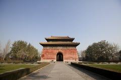 Vecchia fortezza cinese Fotografie Stock Libere da Diritti