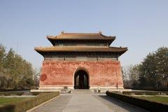 Vecchia fortezza cinese Fotografia Stock Libera da Diritti