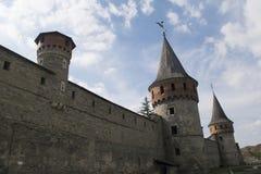 Vecchia fortezza difensiva Fotografie Stock