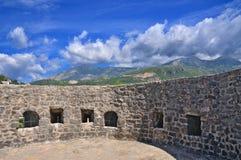 Vecchia fortificazione Immagini Stock